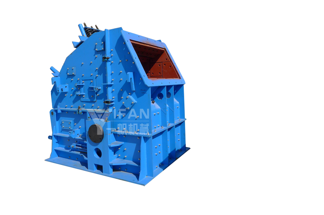 HCP/HCS Series  Lmpact  Crusher