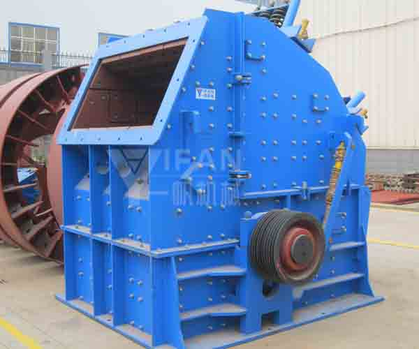 HCP (A)/HCS (A) Series Impact Crusher
